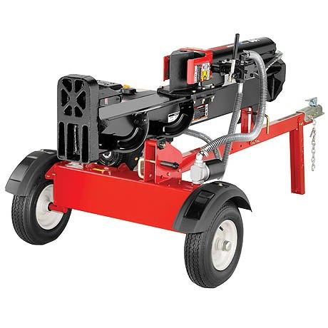 2016 TROY-Bilt TB 33 LS Deluxe Hydraulic Log Splitter in Livingston, Texas