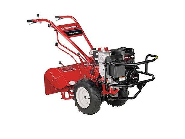 2016 TROY-Bilt Big Red Garden Tiller in Livingston, Texas