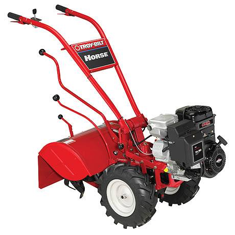 2016 TROY-Bilt Horse Garden Tiller in Livingston, Texas