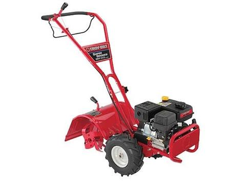 2016 TROY-Bilt Super Bronco CRT Garden Tiller in Livingston, Texas