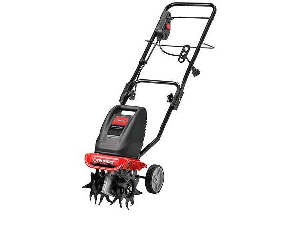 2016 TROY-Bilt TB154E Electric Cultivator in Livingston, Texas
