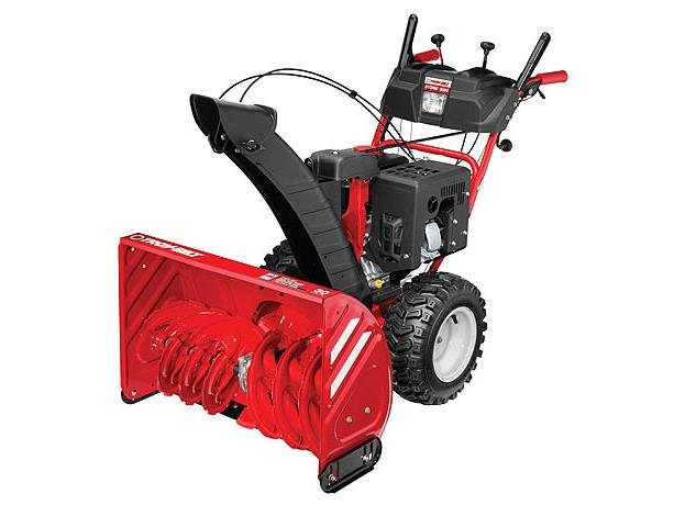 2016 TROY-Bilt Storm 3090 Snow Thrower in Livingston, Texas