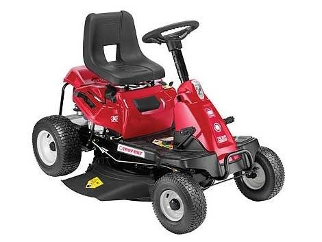 2017 TROY-Bilt TB30 R Hydro Neighborhood Rider in Atlantic, Iowa