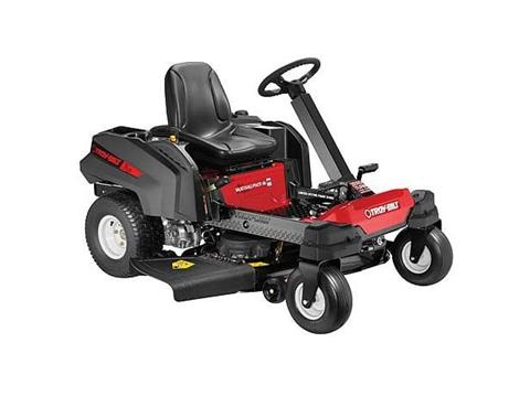 2017 TROY-Bilt Mustang Pivot 46 Zero-Turn Rider in Atlantic, Iowa