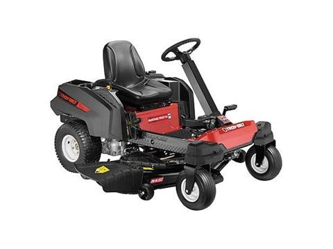 2017 TROY-Bilt Mustang Pivot 54 Zero-Turn Rider in Atlantic, Iowa