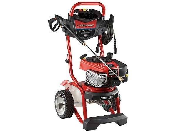 2017 TROY-Bilt 2800 PSI Pressure Washer in Livingston, Texas