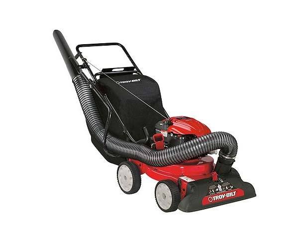 2017 TROY-Bilt CSV 060 Push Chipper Shredder Vac (Briggs & Stratton) in Livingston, Texas