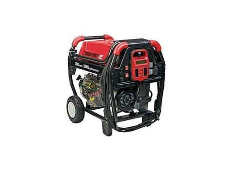 2017 TROY-Bilt 7000 Watt Portable (#030477) in Livingston, Texas