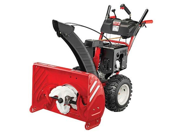 2017 TROY-Bilt Vortex 2890 Snow Thrower in Livingston, Texas