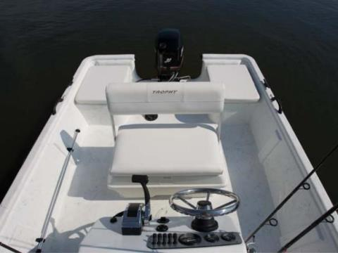 2009 Trophy 163 Center Console in Lake City, Florida