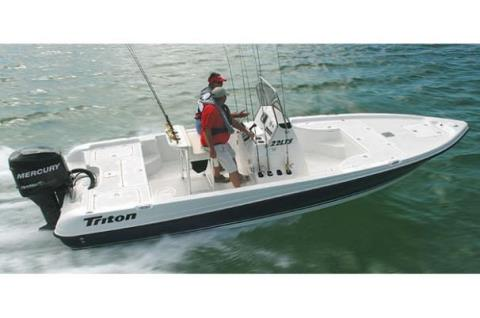 2012 Triton 220 LTS in Eastland, Texas