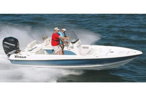 2012 Triton 220 LTS Pro in Eastland, Texas