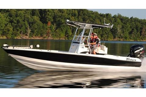 2016 Triton 240 LTS Pro in Fort Smith, Arkansas