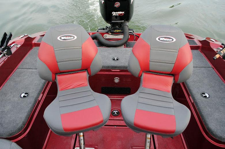 2016 Triton 216 Fishunter in Fort Smith, Arkansas