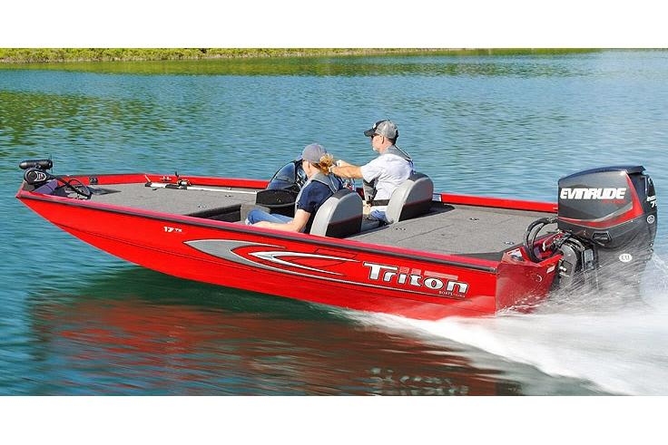 2017 Triton 17 TX in Holiday, Florida