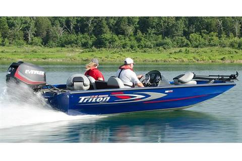 2017 Triton 18 C TX in Harriman, Tennessee