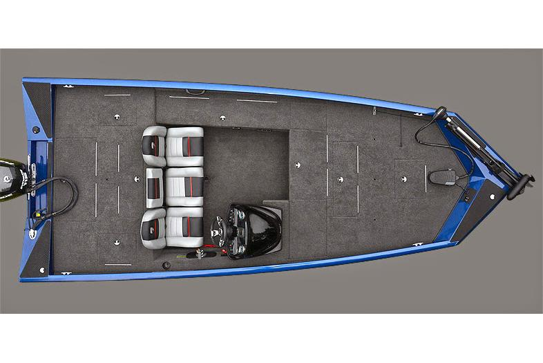 2017 Triton 18 C TX in Holiday, Florida