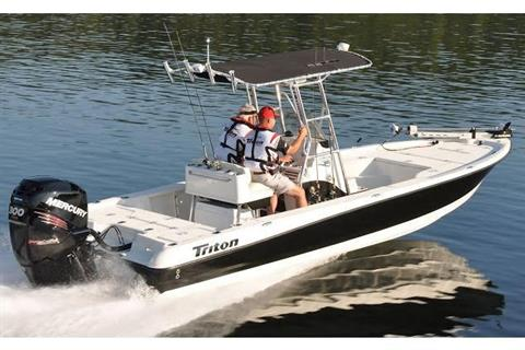 2017 Triton 240 LTS Pro in Harriman, Tennessee