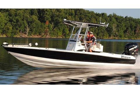2018 Triton 240 LTS Pro in Fort Smith, Arkansas
