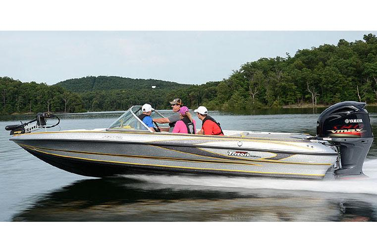 2018 Triton 220 Escape in Harriman, Tennessee