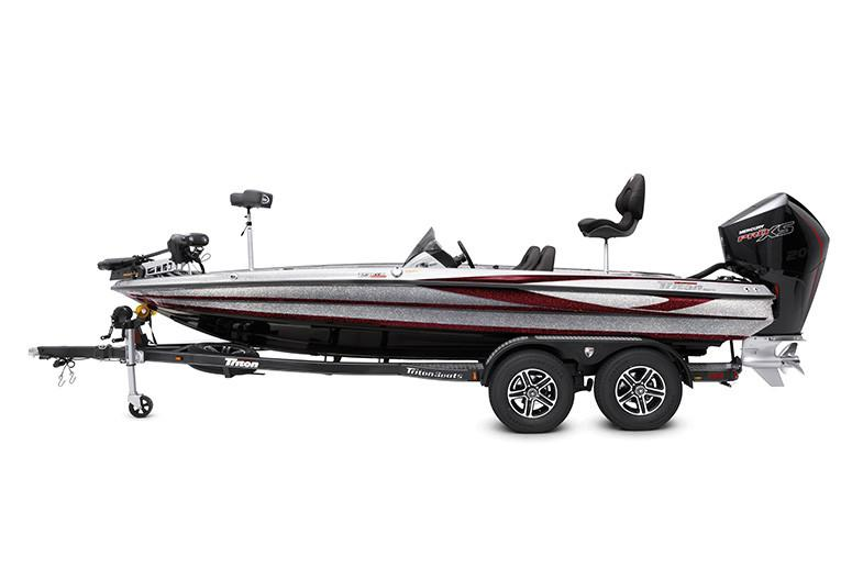 2019 Triton 19 TRX in Eastland, Texas - Photo 16