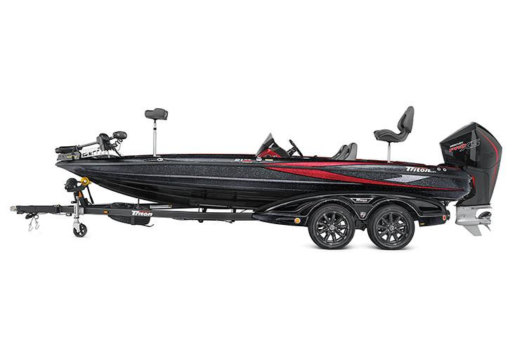 2019 Triton 21 TRX in Eastland, Texas
