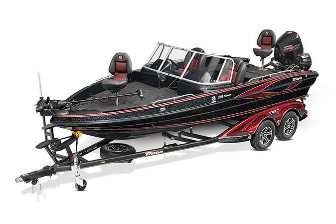 New 2019 Triton 206 Fishunter | Power Boats Outboard in