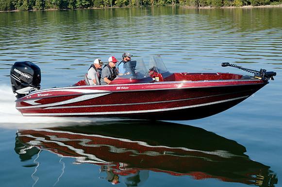 New 2019 Triton 216 Fishunter   Power Boats Outboard in