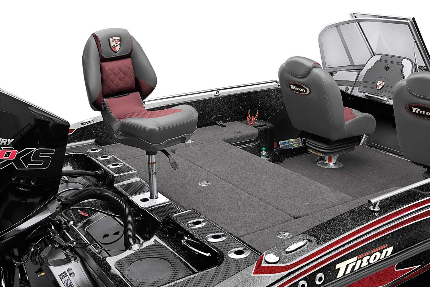 2020 Triton 206 Fishunter in Eastland, Texas