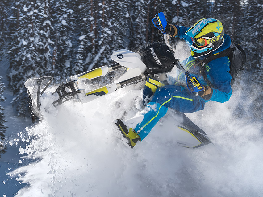 2018 Timbersled ARO 120 in Duck Creek Village, Utah
