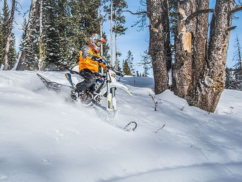 2019 Timbersled ST 120 Raw in Duck Creek Village, Utah