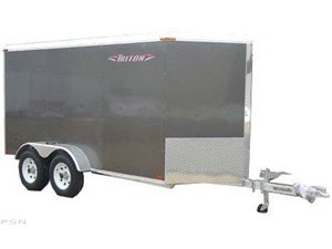2012 Triton Trailers CT-146S / CT-146R in Goldsboro, North Carolina