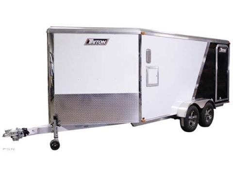 2012 Triton Trailers TC167 in Goldsboro, North Carolina