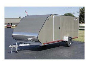 2012 Triton Trailers TC Series - 7 ft. Wide in Goldsboro, North Carolina