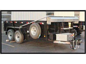 2012 Triton Trailers HD1616T in Goldsboro, North Carolina