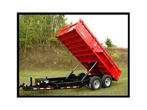 2012 Triton Trailers HD1816T in Goldsboro, North Carolina