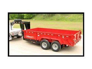 2012 Triton Trailers HD Series Heavy Duty Dump in Goldsboro, North Carolina