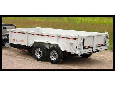 2014 Triton Trailers HD1414T in Portersville, Pennsylvania
