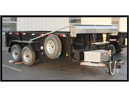 2014 Triton Trailers HD1616T in Portersville, Pennsylvania