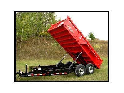 2014 Triton Trailers HD1816T in Portersville, Pennsylvania