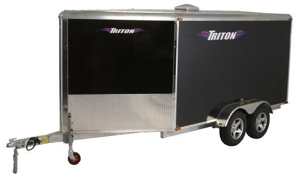 2016 Triton Trailers PR-127 in Hanover, Pennsylvania
