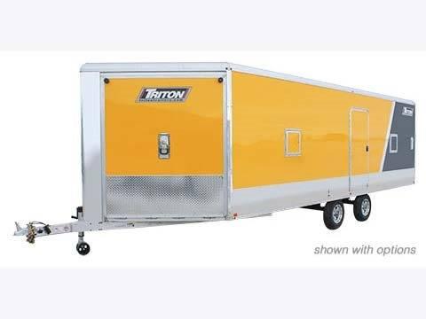 2016 Triton Trailers PR-228 in Le Roy, New York