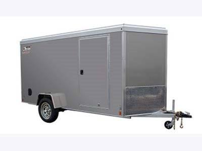 2016 Triton Trailers VC-818 in Le Roy, New York