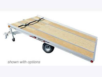 2016 Triton Trailers XT11-101 QP in Greensburg, Indiana