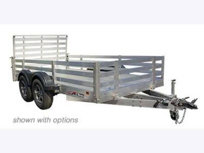 2016 Triton Trailers AUX1472 in Le Roy, New York