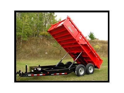 2016 Triton Trailers HD1816T in Harrison, Michigan