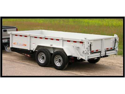 2016 Triton Trailers HD1414T in Columbus, Ohio