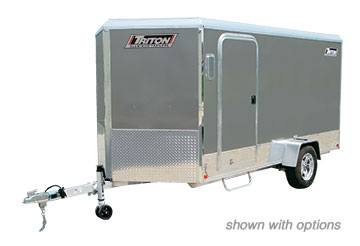 2017 Triton Trailers CT-126-2 in Chippewa Falls, Wisconsin