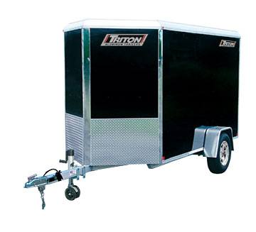 2017 Triton Trailers CT-85 in Chippewa Falls, Wisconsin