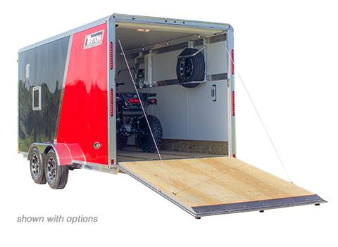 2017 Triton Trailers PR-127 in Chippewa Falls, Wisconsin